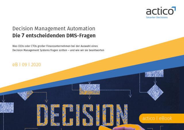 Kostenloses eBook: Decision Management Automation – Welcher DMS-Anbieter ist der Richtige? Die 7 entscheidenden DMS-Fragen