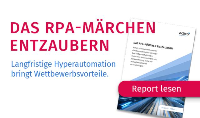 Report: Das RPA-Märchen entzaubern