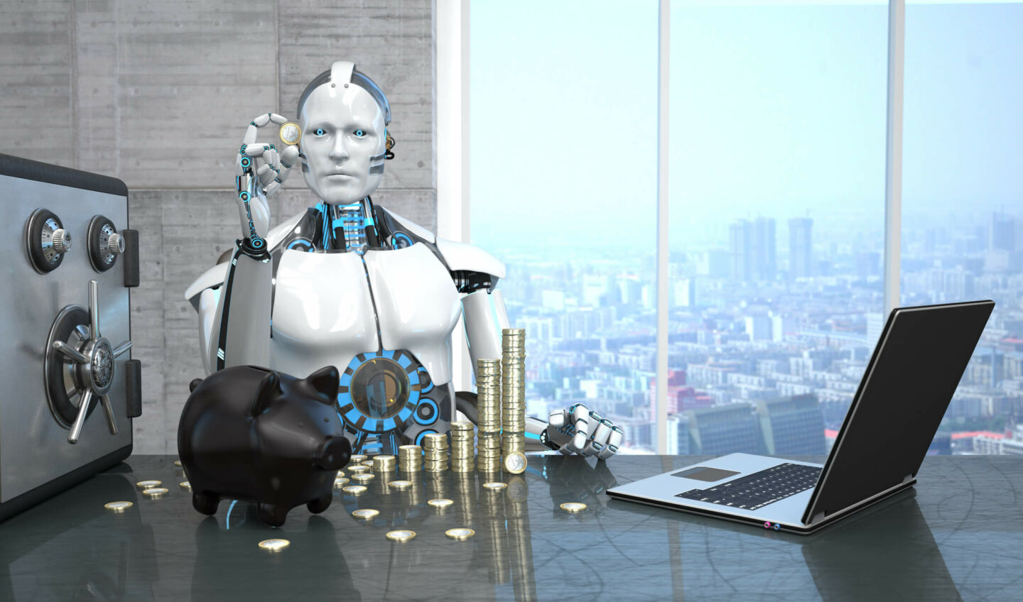 Top 5 Benefits of AI in Banking and Finance
